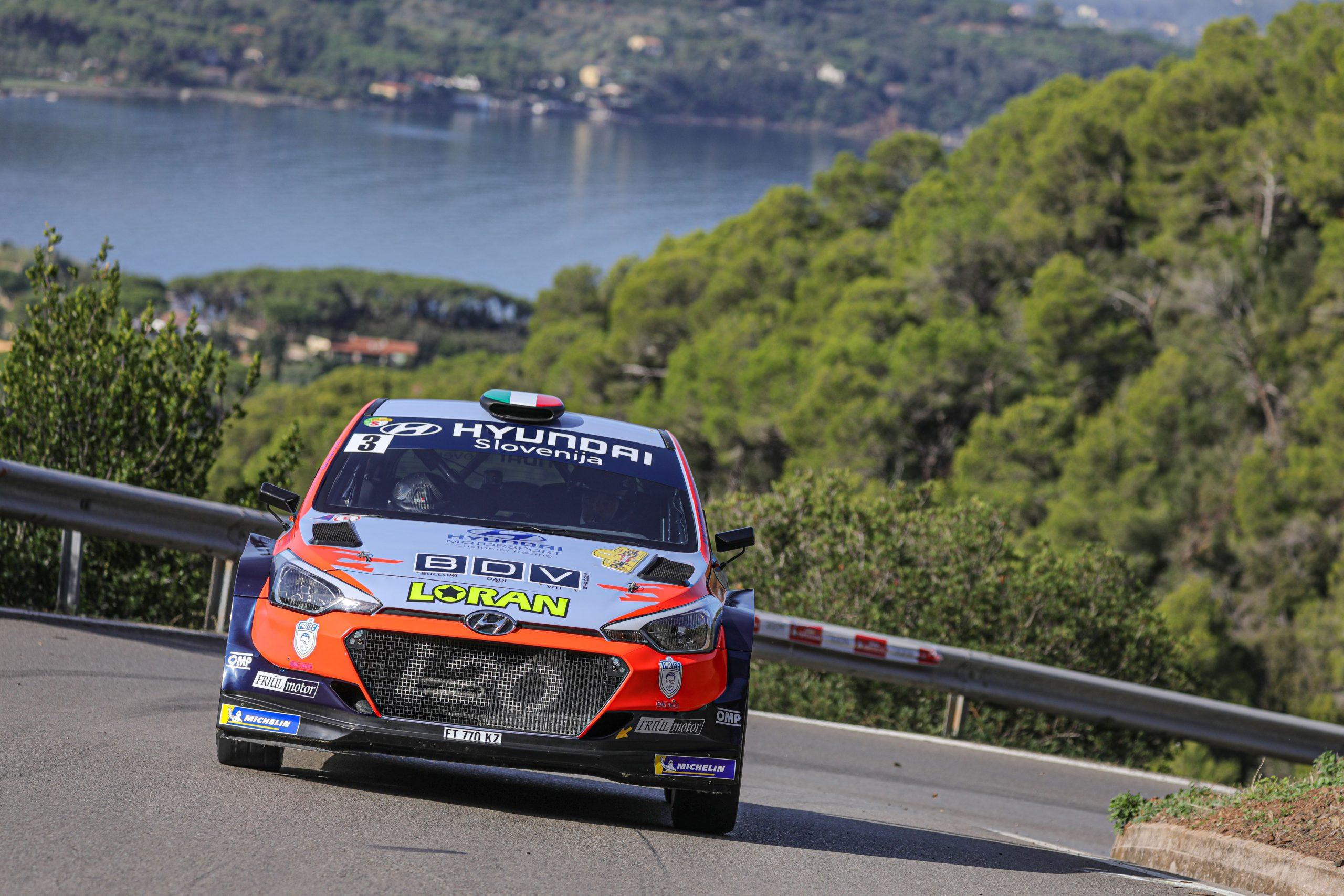 Rallye Elba
