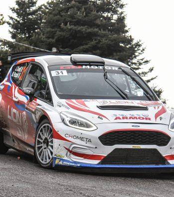 Iscrizione Pilota – Michelin Rally Cup 2021
